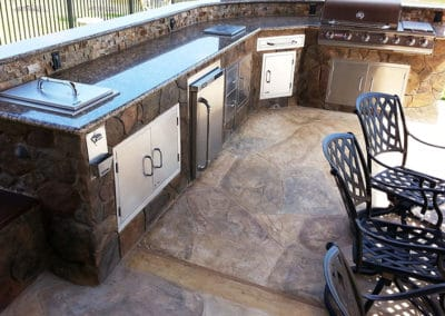 Outdoor Kitchen 6