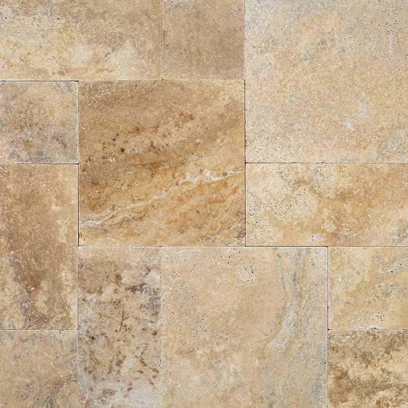 Travertine Beige Rustico