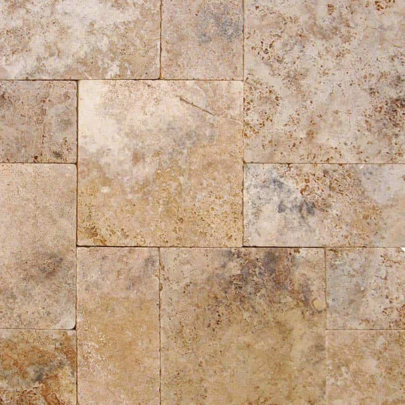 Travertine Walnut Rustico
